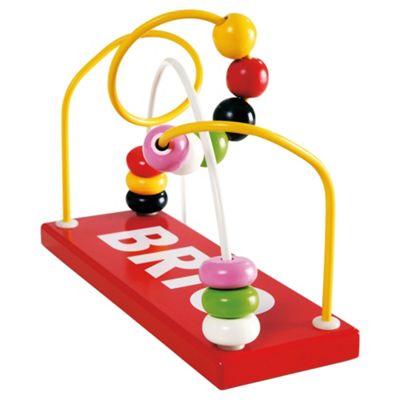 Brio Bead Maze Wooden Toy