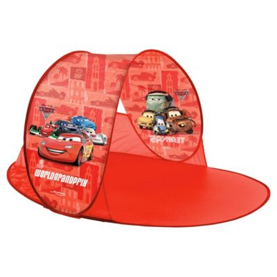 Disney Cars Pop-Up Sun Tent