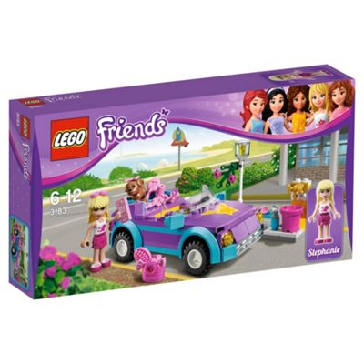 LEGO Friends Stephanie's Convertible 3183