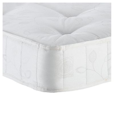 Airsprung Essentials Comfort Quilted Triple Zoned Single Mattress