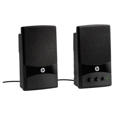 HP Multimedia Speakers Black