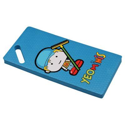 Yeominis Kids Character Garden Kneeler, Blue
