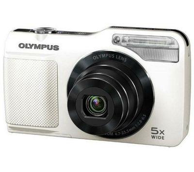 Olympus VG-170 Digital Camera - White