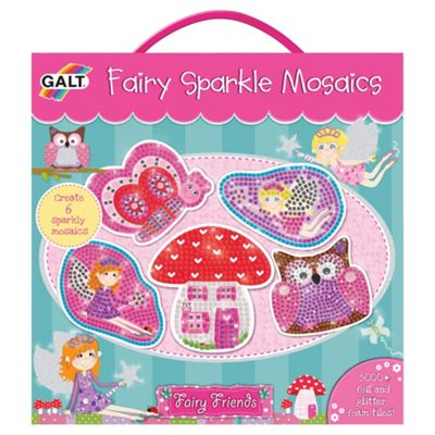 Fairy Friends Sparkle Mosaics