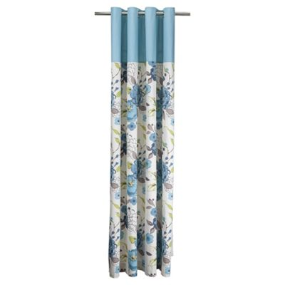 Jasmine Blossom Eyelet Curtains W168xL137cm (66x54
