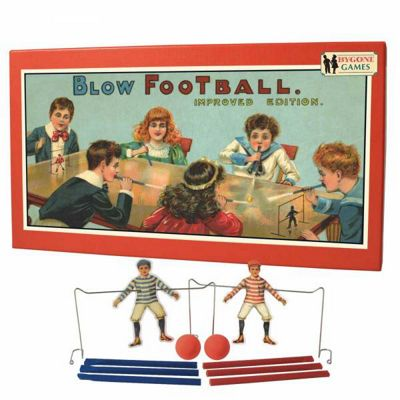 Cheatwell Bygone Days Blow Football Game