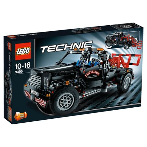 LEGO 9395 Technic Pick Up Tow Truck