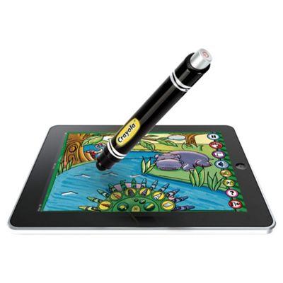 Griffin Crayola Studio pen for Apple iPad 3/iPad 2 - Black