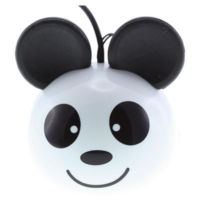 Kitsound Mini Buddy Panda Speaker Multi