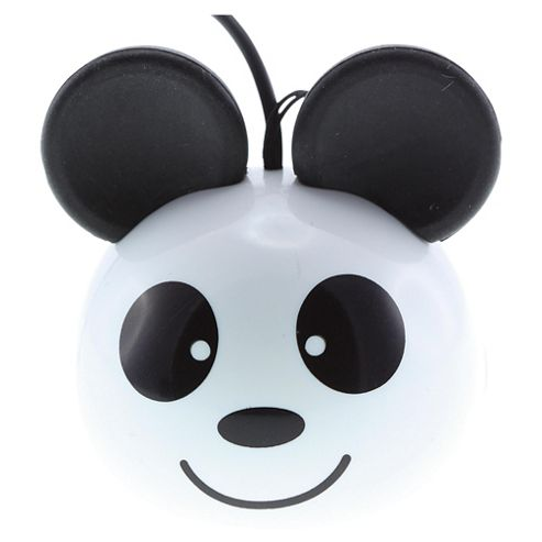 Kitsound Mini Buddy Panda Speaker Multi