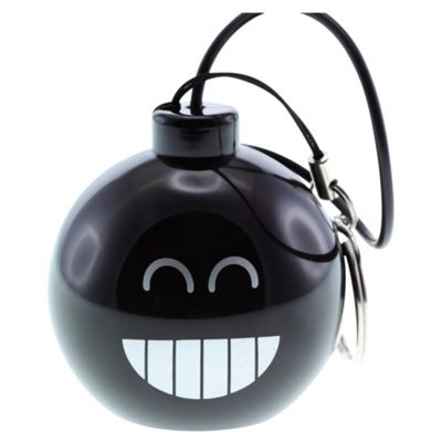 Kitsound Mini Buddy Bomb Speaker Black
