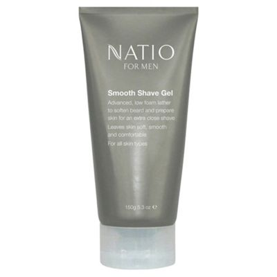 Natio For Men Smooth Shaving Gel