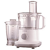 Kenwood Food Processor, FPP220, 750W - White