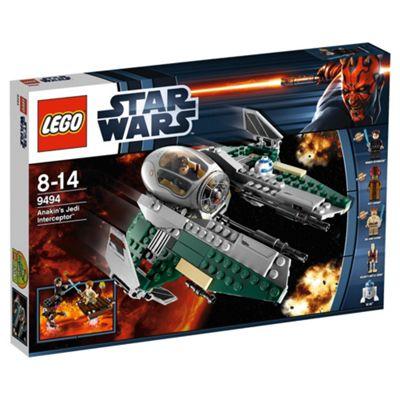 LEGO Star Wars Anakin's Jedi Interceptor 9494