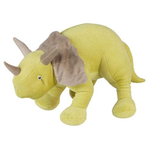 Tesco Kids Dinosaur Cushion