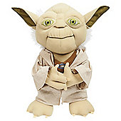 Star Wars Yoda Talking Soft Toy