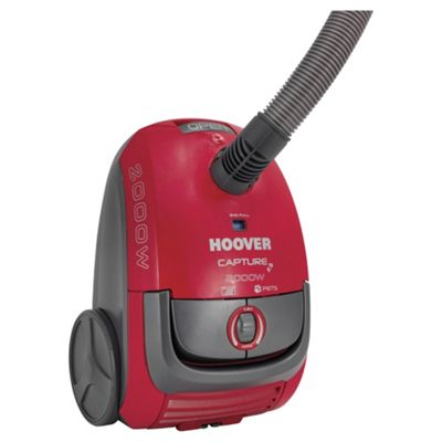 Hoover TCP2011 Bagged Cylinder Vacuum cleaner