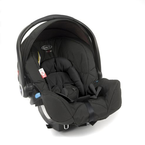Graco Logico S Hp Car Seat Group 0+ Black