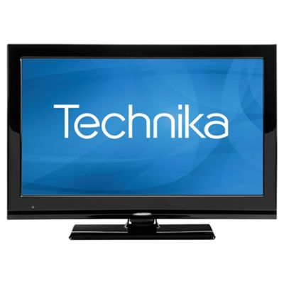 Technika 19-811 19 inch Widescreen HD Ready LED Backlit TV with Freeview