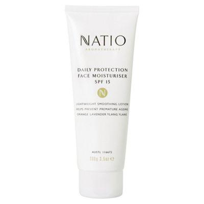 Natio Daily Protection Face Moisturiser SPF16