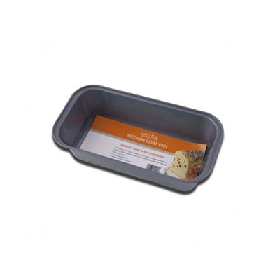 Faringdon Bakers Pride 20 x 10cm Non Stick Loaf Pan