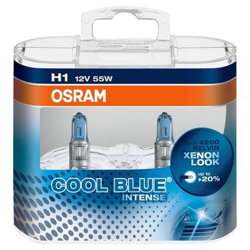 64150CBI H1 CBI Duo Pack Hard Case Box Original Bulb