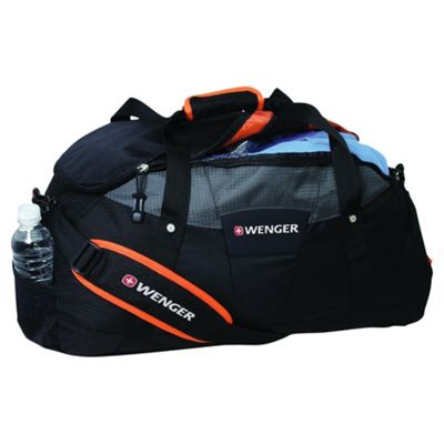 Wenger Sierra Weekend Duffle Bag, Black 24