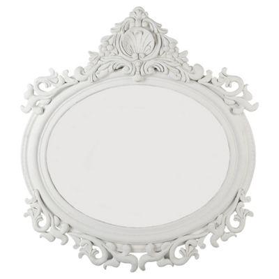Blackwell Mirror Cream 71 X 56cm