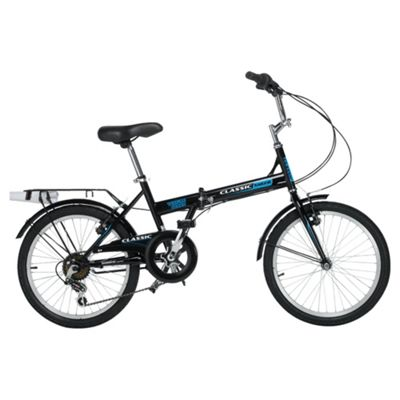 Classic Saker 6-Speed Folding Bike