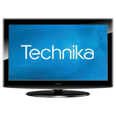 Technika 32-256 32 inch Widescreen HD Ready LCD TV with Freeview