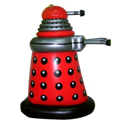 Dr Who Inflatable Dalek