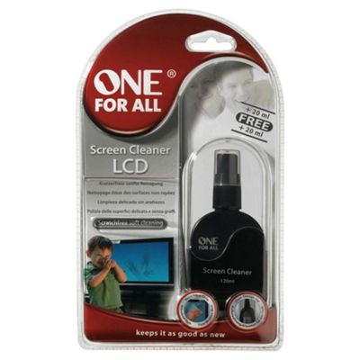 One For All LCD screen cleaner Liquid