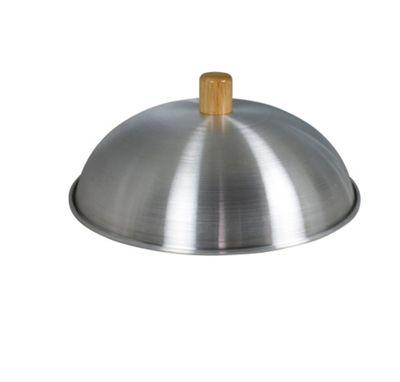 Aluminium Wok Lid for 33cm Woks
