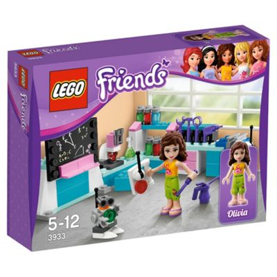 LEGO Friends Olivia's Invention Workshop 3933