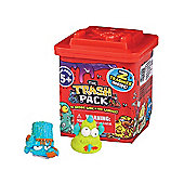 The Trash Pack Bin with 2 Trashies