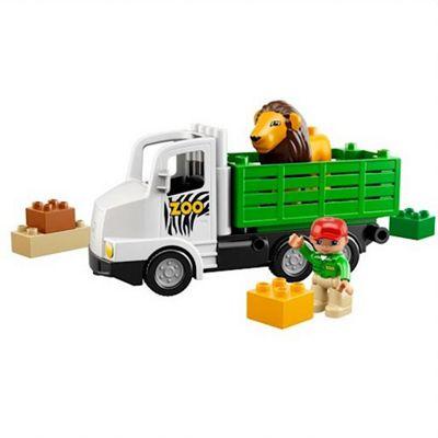 LEGO Duplo Zoo Truck 6172