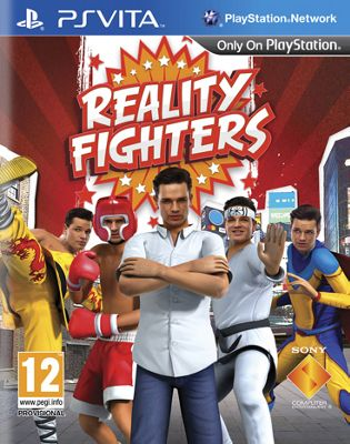 Reality Fighters (PSVita)