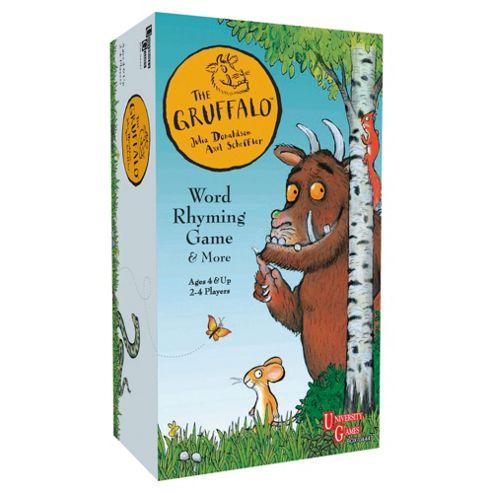 The Gruffalo Word Rhyming Game