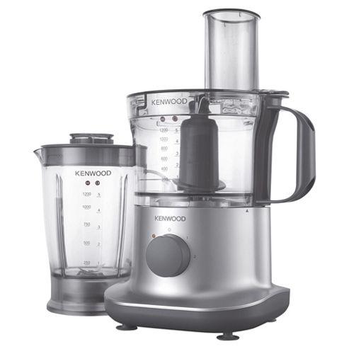Kenwood FPP225 Food Processor - Silver
