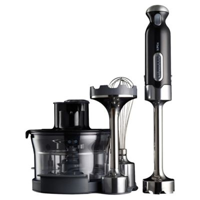 Kenwood K-Mix 700W 1L Tri Blade Hand Blender – Black