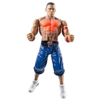 WWE Flexforce Fist Poundin John Cena Figure