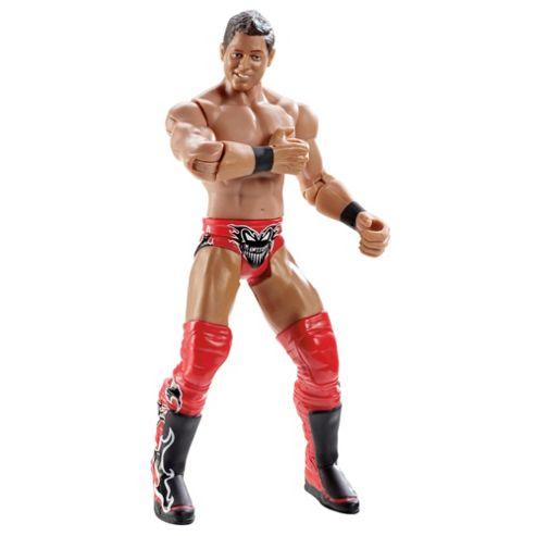 WWE Flexforce Hook Throwin The Miz Figure