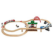 Brio Travel Switching Set Wooden Toy