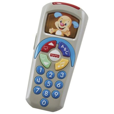 Fisher Price Laugh & Learn Click N Learn Puppys Remote