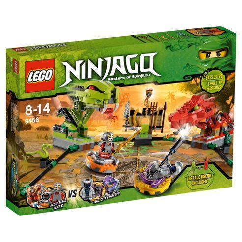 LEGO Ninjago Spinner Battle 9456