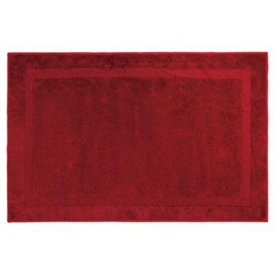 Tesco Value Rug 100 x 150cm, Red