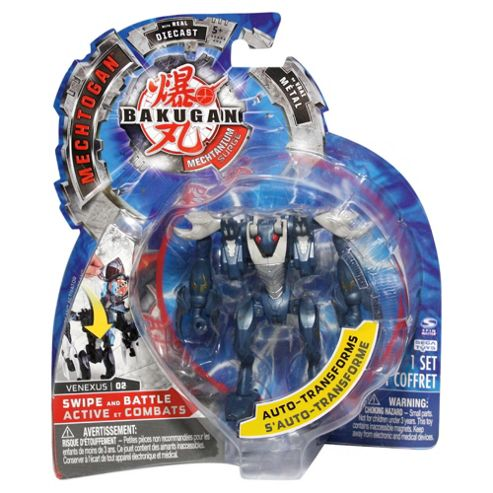 Bakugan Mechtogan Blue Venexus