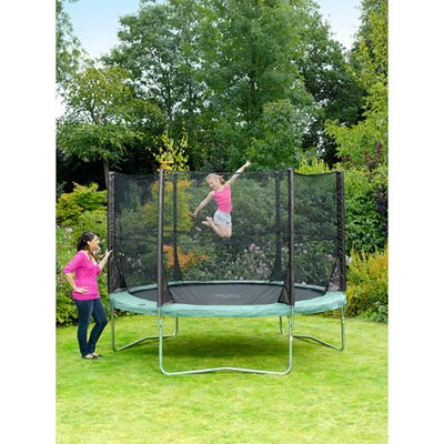 Plum Space Zone 10ft Trampoline & 3G Enclosure
