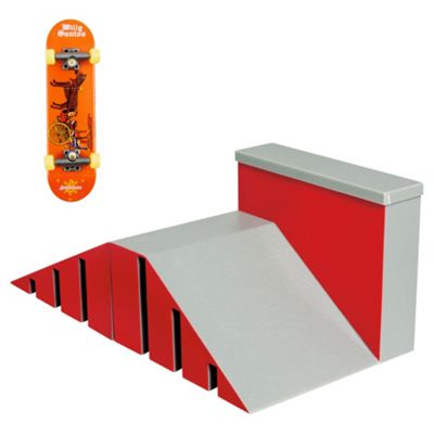 Tech Deck the New Skate Parks- Assortment – Colours & Styles May Vary