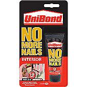 UniBond No More Nails Interior Mini Tube 40ml